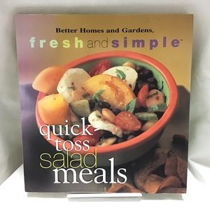 Other - Fresh and Simple Quick Toss Salad Meals